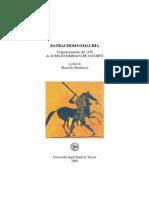 Batracomiomachia 1456