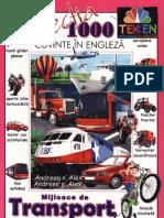 Carti. Colectia.1000.Cuvinte.in.Engleza. Mijloace.de.Transport. TEKKEN