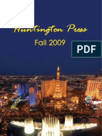 Huntington Press Trade Catalog - Fall 2009 (Read in Full Screen Mode)