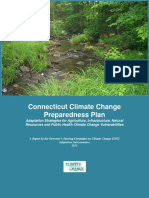 Connecticut Climate Preparedness Plan 2011