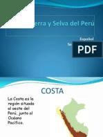 Costa Sierra SelvadelPeru