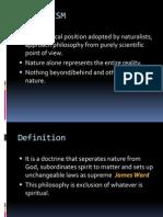 Naturalism 22 (2)