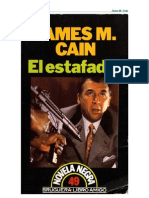 Cain James M - El Estafador