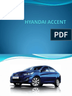 Hyandai Accent