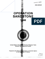 1948 - Dna 6033f - Operation Sandstone 1948