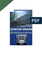 78899550 Gunter Grass Raklepesben