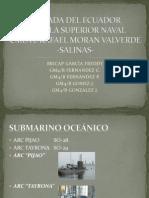 PRESENTACION SUBMARINOS AMARILLOS