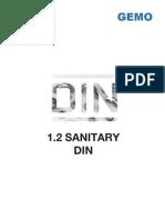 Sanitary Din