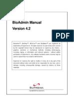 BioAdmin Manual V4[1].2 English