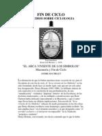 Arca Viviente Simbolos Masoneria Bachelet