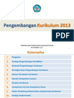 Draft Kurikulum tkj 2013