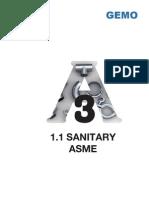 Sanitary Asme