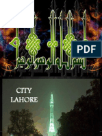 the city LAHORE Pakistan