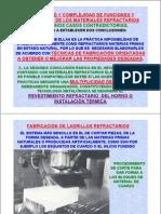 Leccion3.REFRACTARIOS.fabricacion.ppt