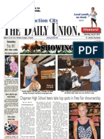 The Daily Union. July 27, 2013