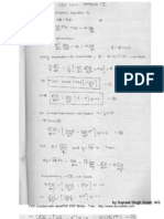 Physics paper solution by Supreet Singh Gulati