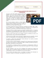 Fechas Civicas de Julio Folder Patrio