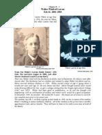 220 Walter Winfred Larsen Chapter