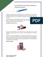 HERRAMIENTAS DE MANTENIMIENTOS DE EQUIPOS INFORMÁTICOS