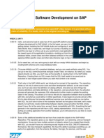 OpenSAP HANA 1 Week 2 Transcripts