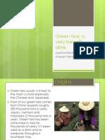 Té verde y sus propiedades (1)