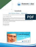 Testemunho José Antunes Ribeiro
