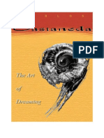3 - The Art of Dreaming by Carlos Castaneda