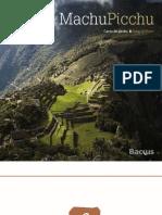 Machu Picchu Canto de Piedra