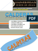 Calderas Rufasto