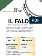 Parco Adda Sud - Percorso Falco