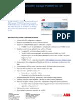 PCM600 v2.5 Release Note