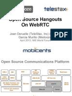 webrtc workshop