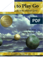 Learn to Play Go - Volume 1 - Masters Guide to the Ultimate Game - By Janice Kim and Jeong Soo-Hyun