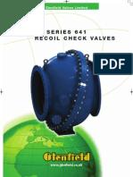 Series 641 Recoil Brochure
