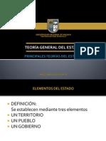 8.Principales Teorias Del Estado.uladech.2013.0
