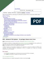 Nfs - Documentation Ubuntu Francophone