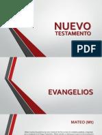 Panorama General Nuevo Testamento
