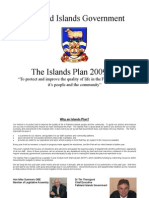 Islands Plan 100709 (Published Version)