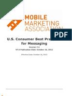 Consumer Best Practices