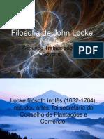 Filosofia de John Locke