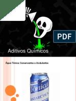 Aditivos Químicos