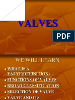 Valve Session Ntpc