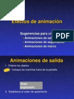 Técnicas de animación avanzadas de PowerPoint