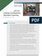 Blended Higher Ed Models