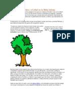 El hombre y el árbol en la Biblia hebrea
