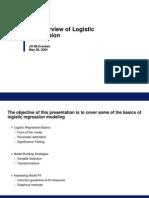 Logistic Reg (Jm)
