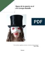 El Ojo Como Figura de La Muerte en El Pensamiento de Georges Bataille