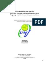 Review Buku Marketing 3.0