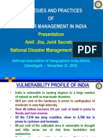 Strategies and Practices of DM in India at NAGI Chandigarh 21 Nov 2010