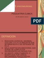 Neurosis (Psiconeurosis)